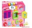 Обучающий активный музыкальный куб VTech (розовый)