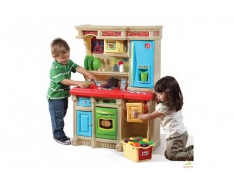 """Детская кухня """"Настоящий повар"""" Step2"""