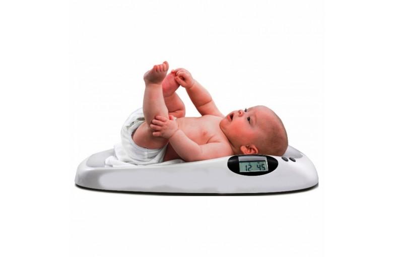 Электронные детские весы V-BS16