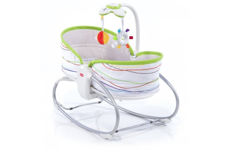 Кресло-кроватка-качалка 3 в 1 Tiny Love Мамина любовь