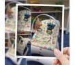 Детский шезлонг, кресло качалка Комфорт Fisher-Price Comfort Curve Bouncer
