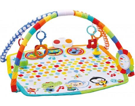 Музыкальный коврик Оркестр Babys Bandstand Gym Fisher-Price