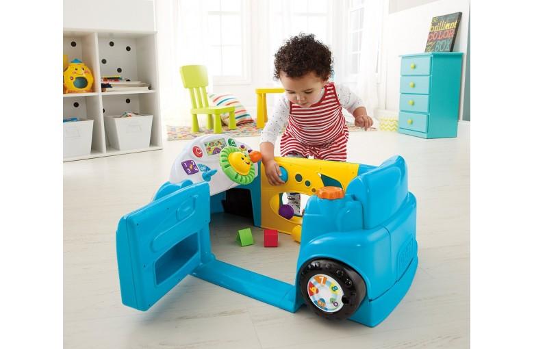 Мой 1ый автомобиль (синий) Fisher-Price