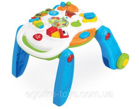 Музыкальный столик-ходунки 2в1 Weina