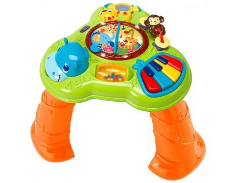 Музыкальный столик Звуки Сафари