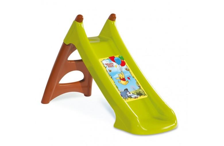 Горка Винни-Пух Smoby с водным эффектом