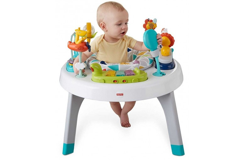 "Развивающий центр ""Играем сидя или стоя"" 2 в 1 Fisher-Price"