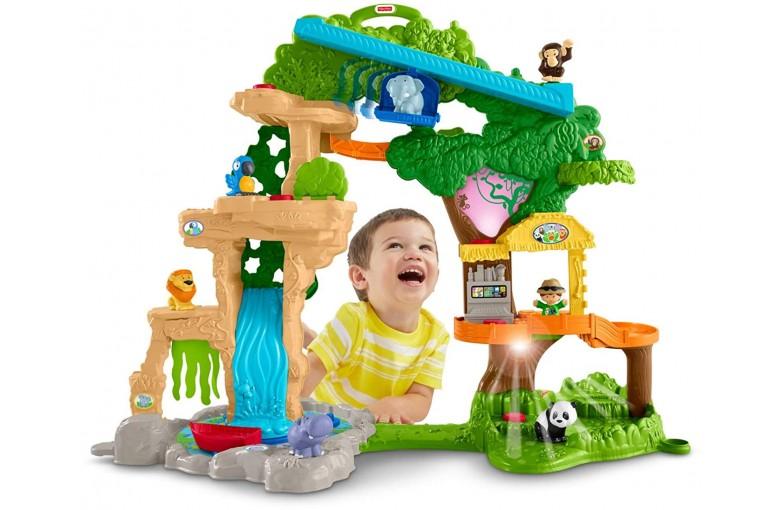Игровой, развивающий центр Сафари Fisher-Price
