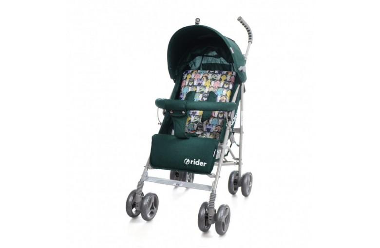 Прогулочная коляска Babycare Rider (зеленая)