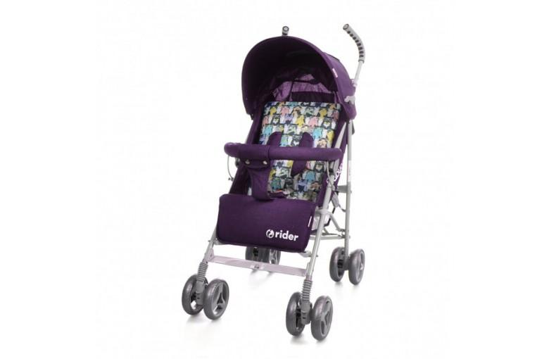 Прогулочная коляска Babycare Rider (фиолетовая)