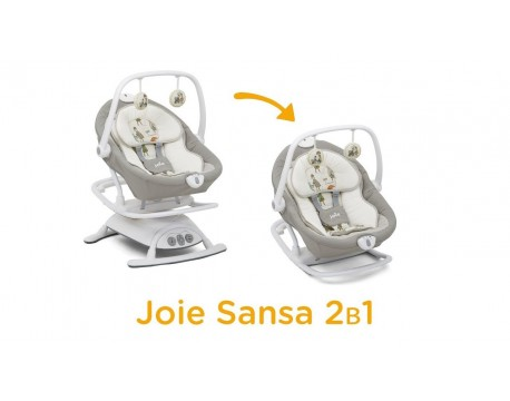 Укачивающий центр Joie sansa 2 in 1
