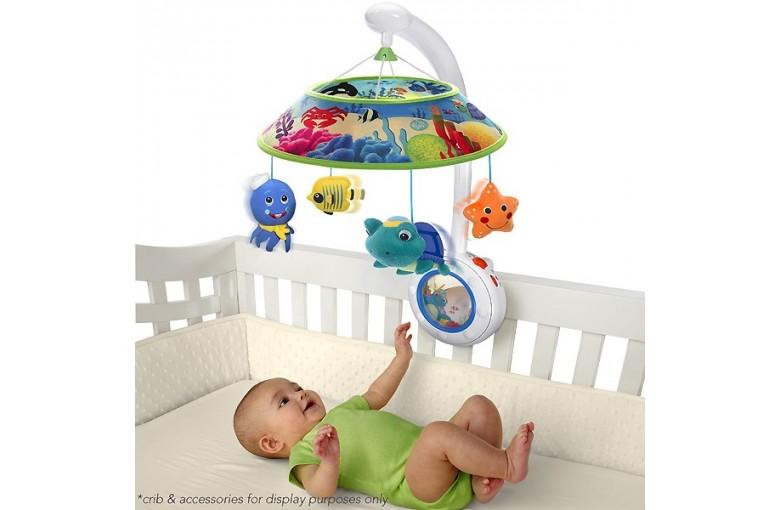 Мобиль Морские мечты с пультом Baby Einstein