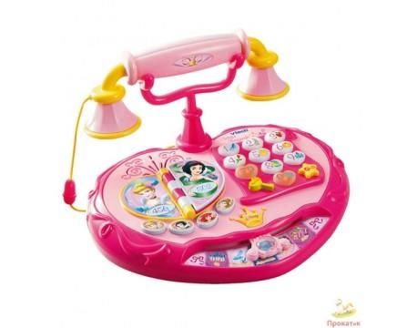 Обучающий телефон маленькой принцессы от VTech на русском языке