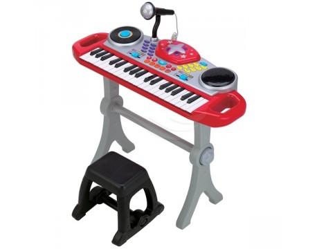 Синтезатор со стульчиком WinFun