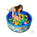 Сухой бассейн с шариками «Подводный мир» (250 шариков)
