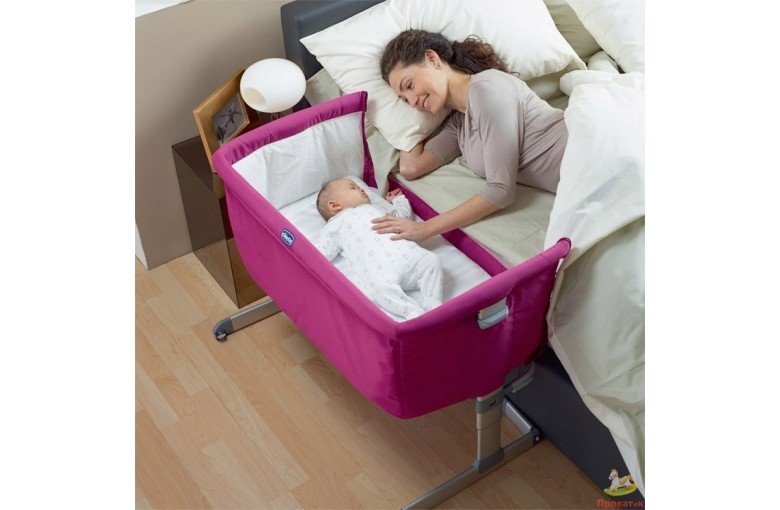 Детская кроватка NEXT 2 ME Chicco