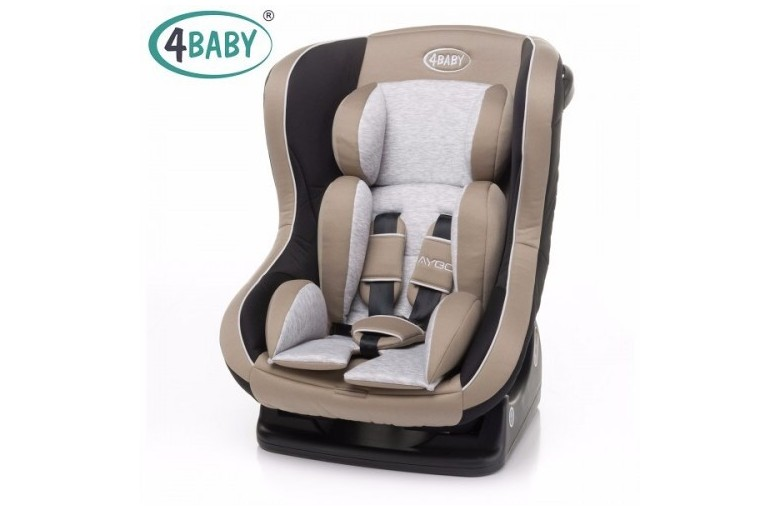 Автокресло 4 Baby Aygo (0-18 кг) Beige