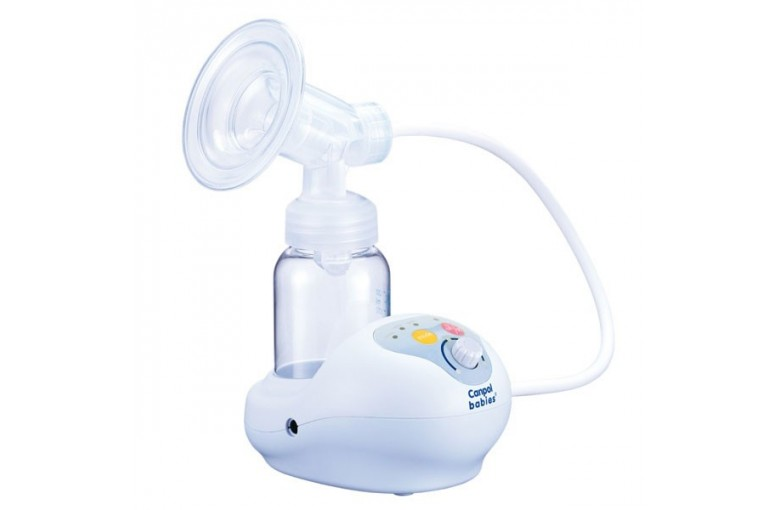 Электрический 2х фазный молокоотсос Canpol Babies EasyStart 12/201 (2х фазный)