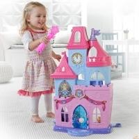Волшебный замок Fisher-Price Little People Disney Princess
