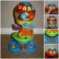 Башня с шариками VTech