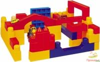"""Конструктор крупноблочный """"Big Bloks"""" Haenim Toy"""