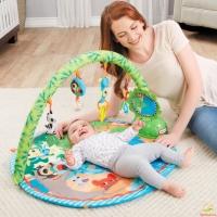 Развивающий игровой коврик Джунгли Little Tikes
