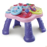 Музыкальный столик Волшебная Зведа (розовый) VTech