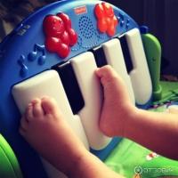 Коврик Пианино Fisher-Price