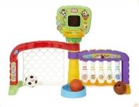 Спорт зона 3 в 1 (баскетбол, футбол, боулинг) Little Tikes