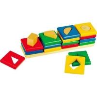 Пирамидки-квадрат