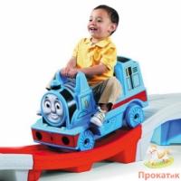 """Горка с машинкой """"Томас"""" STEP 2"""