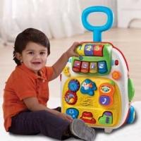 """Музыкальная, развивающая игрушка """"Умный чемодан"""" VTech"""