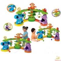 Игровая стойка «Джунгли»