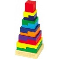 Интересная пирамидка