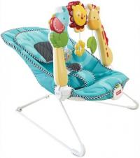 Кресло-шезлонг Сенсорное развитие 2 в 1