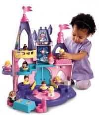 Замок принцессы Little People Fisher Price