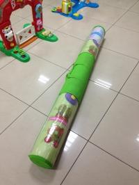 """Развивающий пол для детей Babypol (1,80м """" 2,00м)"""